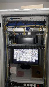 Оборудование серверной